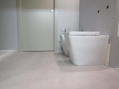 Bagno senza piastrelle pittura amazing bagno senza - Pittura lavabile bagno ...