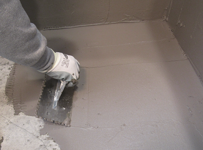 BENFER Schomburg - Two component waterproofing cementitious